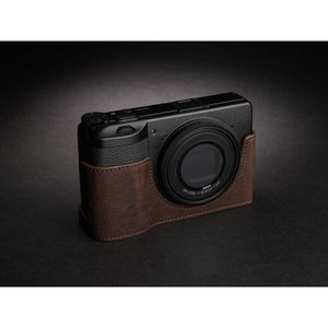 TP Original Leather Camera Body Case for RICOH GR III  Coco Brown リコー GR3 本革 レザー カメラケース EZ Series TB06GR3-CO|nineselect|02