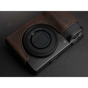 TP Original Leather Camera Body Case for RICOH GR III  Coco Brown リコー GR3 本革 レザー カメラケース EZ Series TB06GR3-CO|nineselect|05