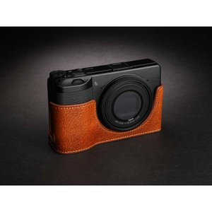 TP Original Leather Camera Body Case for RICOH GR III  Volcano リコー GR3 本革 レザー カメラケース EZ Series TB06GR3-LB|nineselect|02