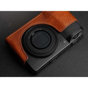 TP Original Leather Camera Body Case for RICOH GR III  Volcano リコー GR3 本革 レザー カメラケース EZ Series TB06GR3-LB|nineselect|05