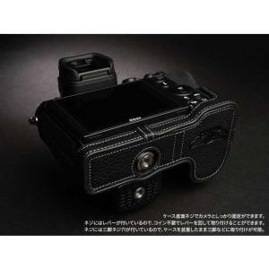 TP Original Nikon Z7 / Z6 専用 レザー カメラケース Black ブラック おしゃれ 速写ケース TB06Z7-BK|nineselect|06