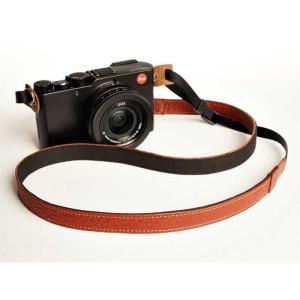 TP Original ティーピー オリジナル Leather Camera Neck Strap 本革カメラネックストラップ TP-15 Brown(ブラウン) TS15BR|nineselect|02