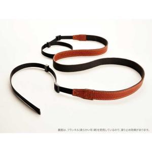 TP Original ティーピー オリジナル Leather Camera Neck Strap 本革カメラネックストラップ TP-15 Brown(ブラウン) TS15BR|nineselect|04
