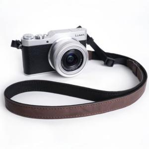 TP Original ティーピー オリジナル Leather Camera Neck Strap 本革カメラネックストラップ TP-15 Cappuccino(カプチーノ) TS16DB|nineselect
