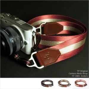 TP Original ティーピー オリジナル Camera Neck Strap カメラネックストラップ TP-1881 3colors|nineselect