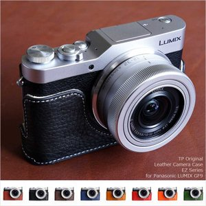 TP Original Leather Camera Body Case for Panasonic...