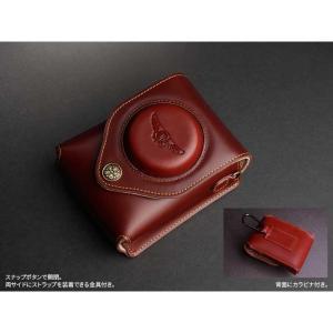 TP Original Leather Camera Case for RICOH GR III  2colors リコー GR3 本革 レザー カメラケース カバー ポーチ TC03 nineselect 03