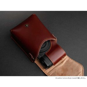 TP Original Leather Camera Case for RICOH GR III  2colors リコー GR3 本革 レザー カメラケース カバー ポーチ TC03 nineselect 04