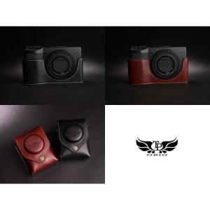 TP Original Leather Camera Case for RICOH GR III  2colors リコー GR3 本革 レザー カメラケース カバー ポーチ TC03 nineselect 08