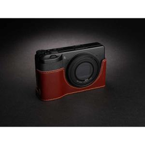 TP Original Leather Camera Body Case for RICOH GR III  Oil Brown リコー GR3 本革 レザー カメラケース EZ Series TB04GR3-BR nineselect 02