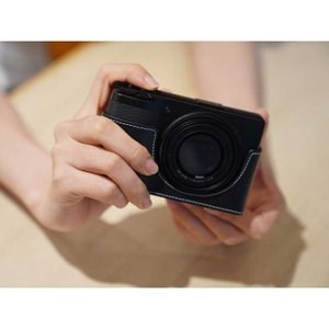 TP Original Leather Camera Body Case for RICOH GR III  Oil Brown リコー GR3 本革 レザー カメラケース EZ Series TB04GR3-BR nineselect 06