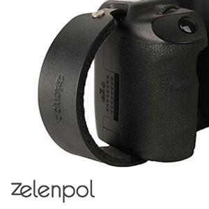 zelenpol ゼレンポル DSLR HAND STRAP MTB おしゃれ 本革ハンドストラップ カメラグリップ matt black マットブラック nineselect