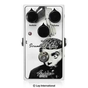 Fredric Effects Scrambled Brainzは、伝説的で貴重なベースファズペダル...