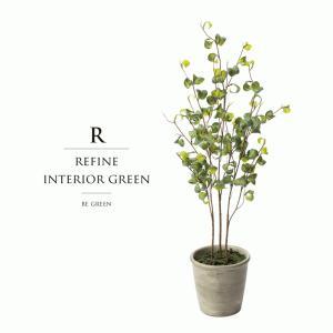 観葉植物 フェイクグリーン 人工観葉植物 ベンジャミン バロックポット 造花 おしゃれ ツリー 店舗装飾 小型 鉢付 フェイク グリーン インテリア 60cm 屋外|ningyohonpo