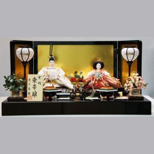 雛人形 ひな人形 有職束帯雛 京十一番親王 恵月香寿 ningyohonpo