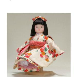 日本のおみやげ お土産 市松人形 日本人形 10号遊|ningyohonpo