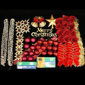 クリスマスツリー 北欧 ウッドベースツリーセット210cm【木製ポットツリー】 飾り|ningyohonpo|02