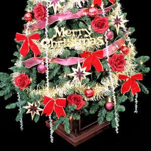 クリスマスツリー 北欧 ウッドベースツリーセット210cm【木製ポットツリー】 飾り|ningyohonpo|05