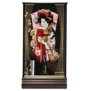 羽子板 ケース入り 極上刺しゅう桜の舞 (TO2104) 1...