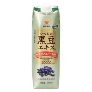 いつもの黒豆エキス(北海道産黒豆使用) 5本で1本サービス|ninjin