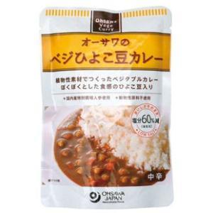 オーサワのベジひよこ豆カレー|ninjin