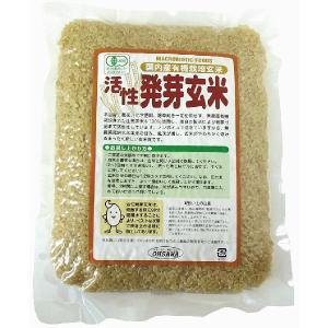 オーサワジャパン 活性発芽玄米 500g ninjin