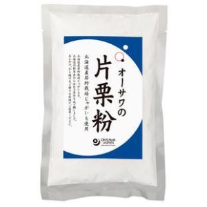 くせがなく、どんな料理にも向く ! オーサワの片栗粉 300g|ninjin
