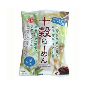 十穀らーめん  しお味 (ノンフライ麺)桜井食品