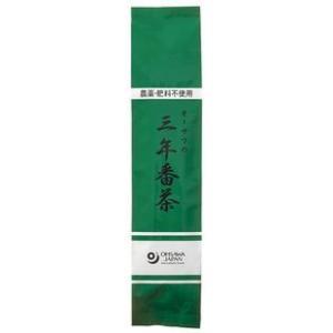 オーサワの三年番茶(小)100g|ninjin