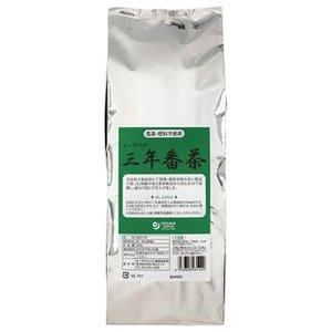 オーサワの三年番茶(大)500g|ninjin