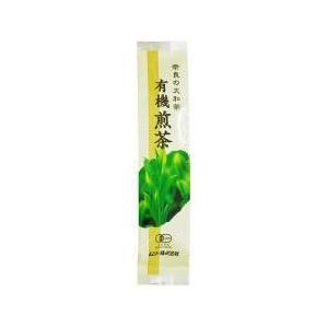 (ムソー) 奈良の大和茶・有機煎茶 100g|ninjin