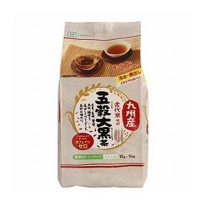 創健社 九州産古代米使用 五穀大黒茶|ninjin