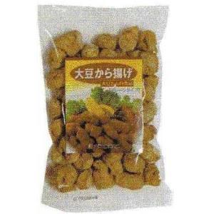 大豆たんぱく食品 大豆から揚げ プレーンタイプ|ninjin