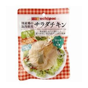 ウチノ サラダチキン(長ネギ&生姜) 100g|ninjin