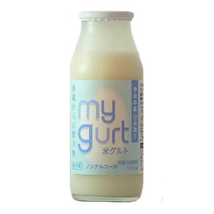 100%植物性 乳酸発酵飲料 寺田本家 米グルト(マイグルト)|ninjin