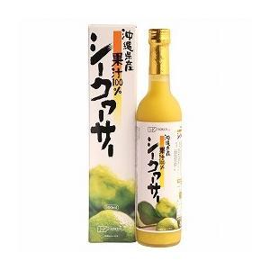 亜熱帯のジュース・シークヮーサー360ml×2本|ninjin