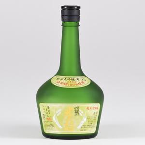 日本酒 銀盤 超特撰 純米大吟醸 米の芯 720ml|ninsake-ginban