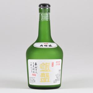 日本酒 銀盤 超特撰  大吟醸 720ml|ninsake-ginban