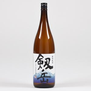 日本酒 銀盤 特別純米 剱岳 1.8L|ninsake-ginban