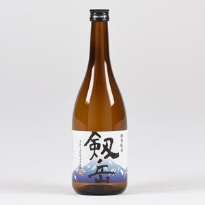 日本酒 銀盤 特別純米 剱岳 720ml 箱入|ninsake-ginban