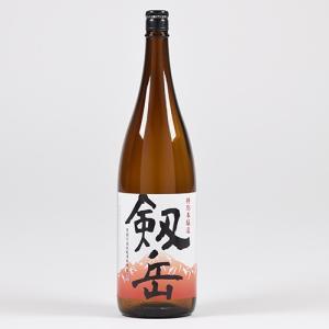 日本酒 銀盤 特別本醸造 剱岳 1.8L|ninsake-ginban
