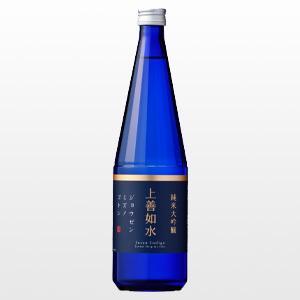 日本酒 上善如水 純米大吟醸 720ml|ninsake-jozen