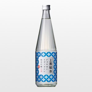日本酒 純米吟醸 生酒|ninsake-jozen