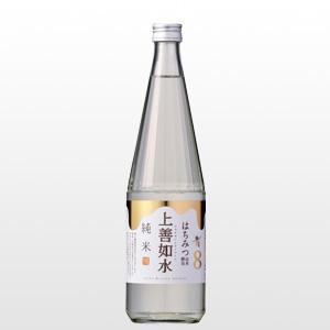 日本酒 【数量限定】上善如水 純米 はちみつ由来酵母 ninsake-jozen
