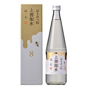日本酒 【数量限定】上善如水 純米 はちみつ由来酵母 ninsake-jozen 02