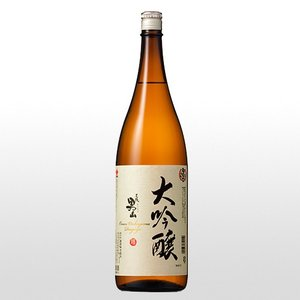 日本酒 尾張 男山 大吟醸 1.8L|ninsake-nenohi