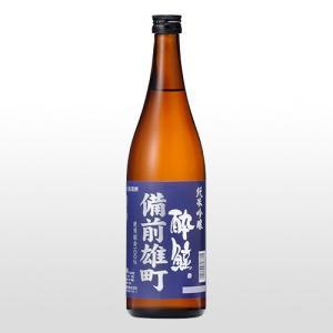 日本酒 酔鯨 純米吟醸 備前雄町 720ml|ninsake-suigei