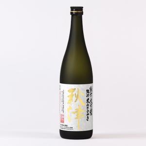 日本酒 龍力 純米大吟釀 秋津 720ml|ninsake-tatsuriki