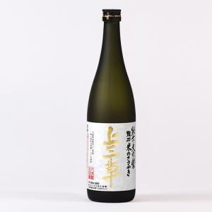 日本酒 龍力 純米大吟釀 上三草 720ml|ninsake-tatsuriki