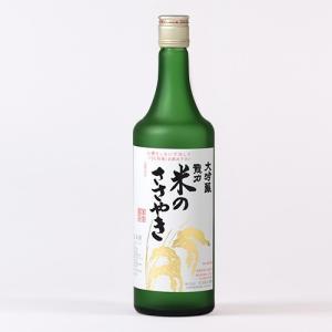 日本酒 龍力 大吟釀 米のささやき 720ml|ninsake-tatsuriki|02